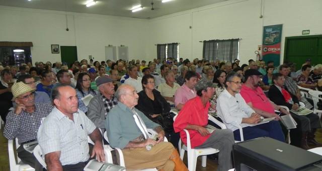 Assembleias da CERTAJA mobilizam cooperados