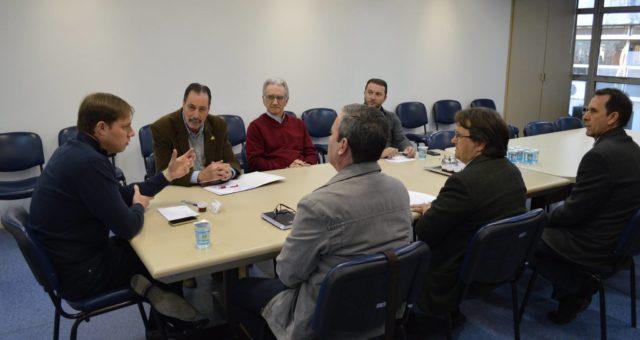 CERTAJA e CEEE reúnem-se com Secretário de Minas e Energia