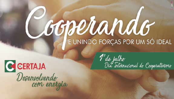 1º de Julho – Dia Internacional do Cooperativismo