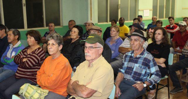 CERTAJA realiza reunião com cooperados de Bom Retiro do Sul
