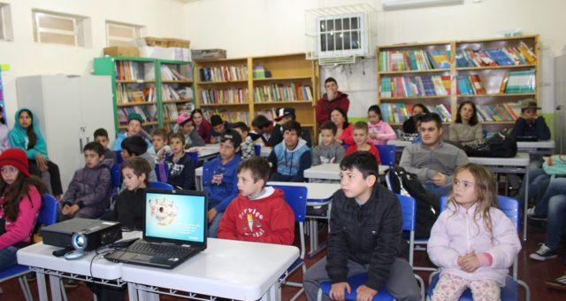 CERTAJA realiza palestra na Escola Silvio Fornari