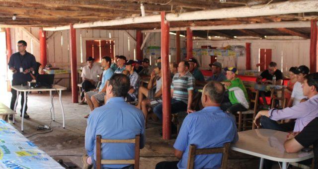 CERTAJA realiza Projeto de Integração com o Associado em Paverama e Barão do Triunfo