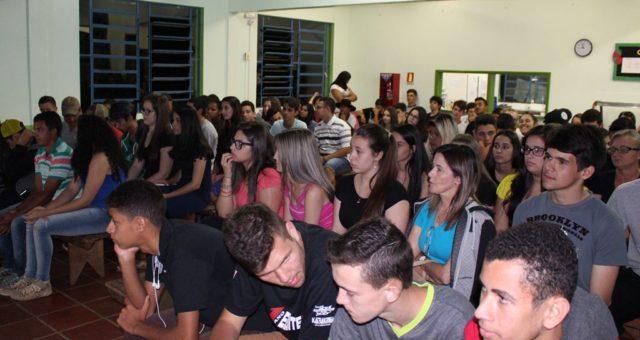 CERTAJA realiza reunião do Projeto PIÁ em Coxilha Velha, Triunfo