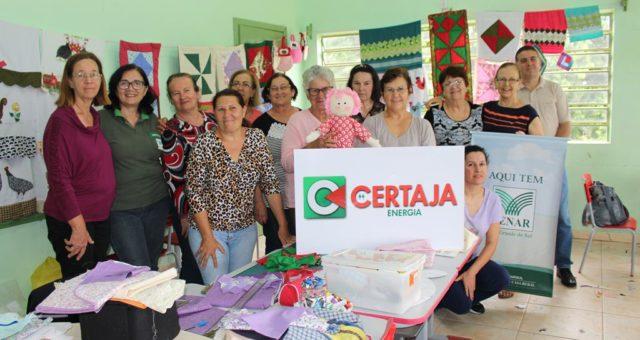 CERTAJA apoia cursos em parceria com o SENAR e Sindicato Rural de Triunfo