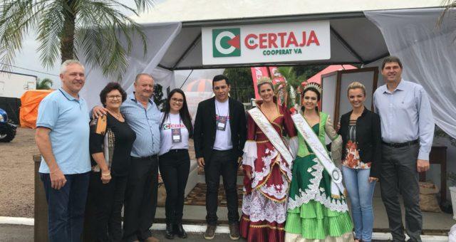 CERTAJA participa da Paverama Fest