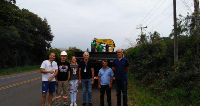 CERTAJA implementa Corredor Ecológico em parceria com a prefeitura municipal de Triunfo