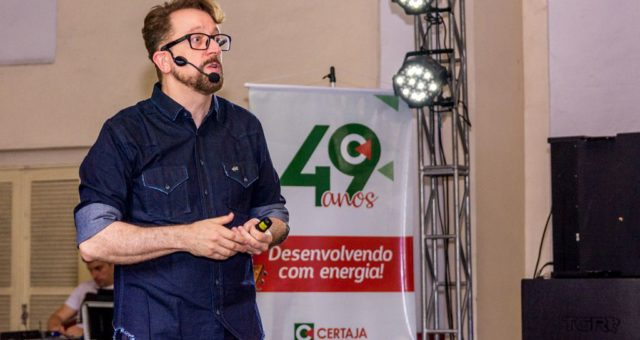 CERTAJA promove Workshow em comemoração aos 49 anos de existência