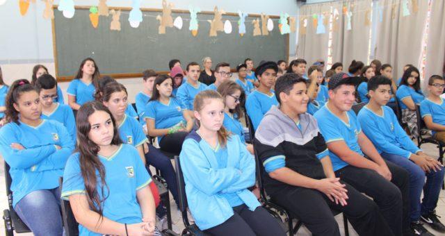CERTAJA inicia palestras e atividades do projeto Sementes do Cooperativismo 2019