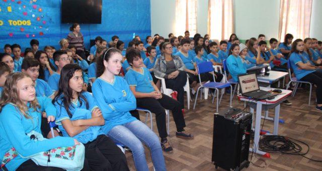Projeto Sementes do Cooperativismo em Tabaí e Porto Batista