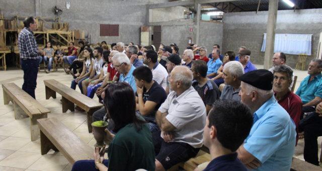 CERTAJA promove reunião com cooperados de João Maura