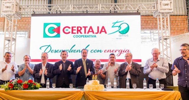 CERTAJA completa 50 anos e consolida distribuição de energia elétrica