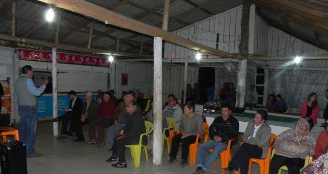 CERTAJA realiza PIÁ em Aterrados, Tabaí