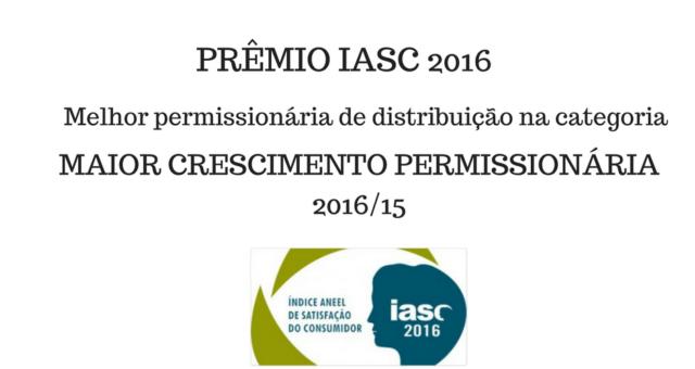 CERTAJA recebe prêmio IASC