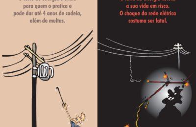 Fraude e furto de energia