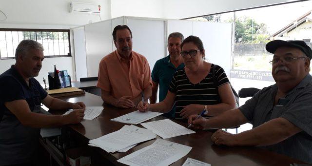 CERTAJA assina escritura do terreno onde será construída a subestação de Vale Verde