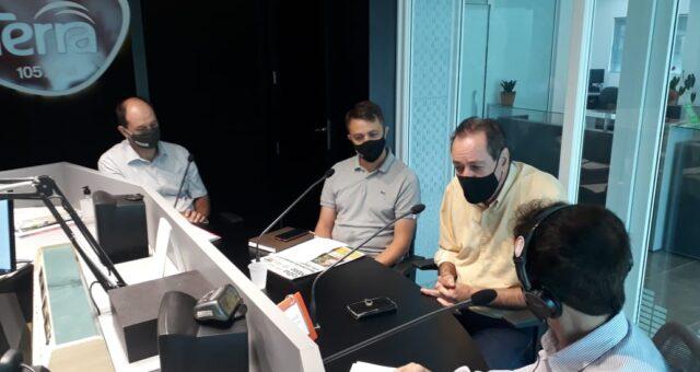 """CERTAJA PARTICIPA AO VIVO DO PROGRAMA """"CONVERSAS DE FATO"""""""